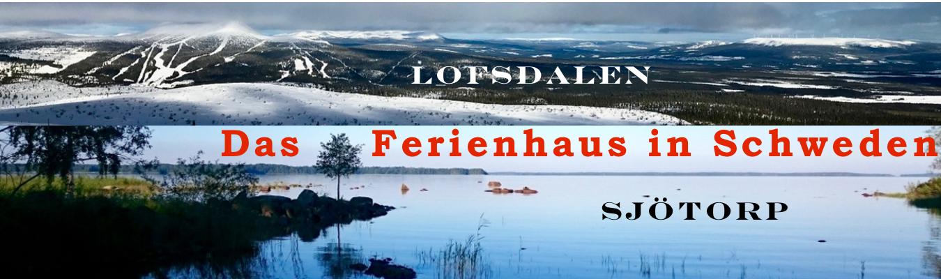 Das Ferienhaus in Schweden